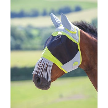 Air Motion Fly Mask wtih Ears & Nose Fri