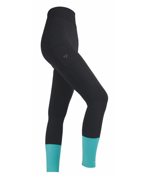 Aubrion Manor Text Riding Tights-Maids