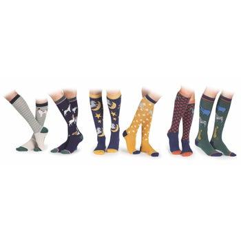 Bamboo Socks - 2 Pack