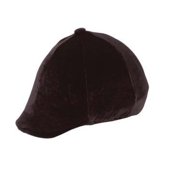 VELVETEEN HAT COVER - NO PEAK